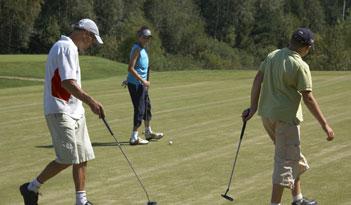 Golf-Schnupperkurs in Kiel